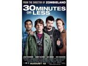 30 Minutes or Less Movie Poster (27 x 40) 9SIA1S73P68770