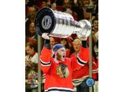 Patrick Kane with the Stanley Cup Game 6 of the 2015 Stanley Cup Finals Sports Photo (8 x 10) 9SIA1S73P95100