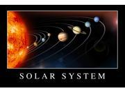 Solar System Poster Poster Print (34 x 22) 9SIA1S74CR0053