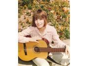 Helen Reddy Posed in Long Sleeves Stripes Portrait Photo Print  (8 x 10)