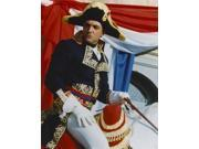 Armand Assante in Bicorne Hat Photo Print  (8 x 10)