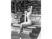 Susan Hayward in a Swimsuit Photo Print  (8 x 10)