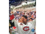 Patrick Roy with the 1993 Stanley Cup Photo Print (8 x 10) 9SIA1S75D18125