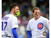 Kris Bryant & Anthony Rizzo 2015 Action Sports Photo (10 x 8)