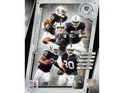 Oakland Raiders 2014 Team Composite Sports Photo (8 x 10)