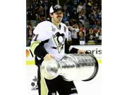 Evgeni Malkin with the Stanley Cup Game 6 of the 2016 Stanley Cup Finals Sports Photo (8 x 10) 9SIA1S74CS0597