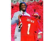 Robert Griffin III 2012 NFL Draft #2 Draft Pick Sports Photo (8 x 10) 9SIA1S70GA0167