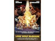 Lone Wolf McQuade Movie Poster (11 x 17) 9SIA1S76CS9534