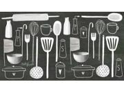 Kitchen Utensils Poster Print by Katie Doucette (24 x 36)