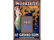 Murazette Poster Print by Gaspar Camps (24 x 36)