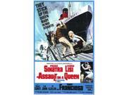 Assault on a Queen Movie Poster (11 x 17) 9SIA1S70G12972
