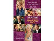 The Second Best Exotic Marigold Hotel Movie Poster (27 x 40) 9SIA1S73P65206