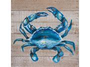 Blue Crab Poster Print by Molly Susan Strong (24 x 24) 9SIA1S76KV6271
