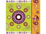 Boho Chic Amethyst XII Poster Print by ND Art and Design (24 x 24)