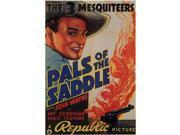 Pals of the Saddle Movie Poster (11 x 17) 9SIA1S70FX4605
