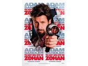 You Don't Mess With The Zohan Movie Poster (11 x 17) 9SIA1S70G11302