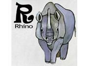 R - Rhino Poster Print by Shanni Welsh (24 x 24)