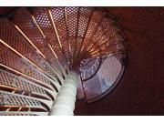 Light reflects off the stairs in the Cape May Point lighthouse Poster Print by Jason Pierce (18 x 24)