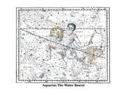 Aquarius constellation is located in the southern hemisphere Its name means water-bearer (or cup-bearer) in Latin and its symbol is  which represents water Aqua 9SIA1S76MZ0616