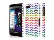 EMPIRE Signature Series Slim-Fit Case for Blackberry Z10 – One Black Mustache