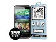 Clear Bubble Free Tempered Glass Screen Protector, HTC Desire 526