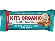 Clif Kit's Organic Bar: Chocolate Almond Coconut&#59; Box of 12