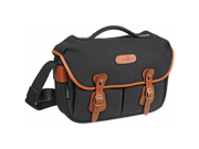 Billingham Hadley Pro Camera Bag (Black w/ Tan Trim)