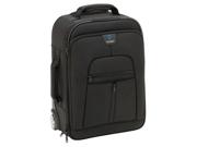 Tenba Roadie II: Universal Hybrid Roller/Backpack (Black)