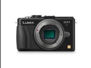 Panasonic Lumix DMC-GX1 Digital Camera Body (Black)