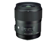 Sigma 35mm f/1.4 DG HSM A1 Lens for Nikon Cameras