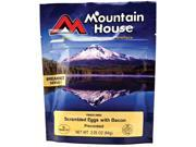 Mountain House Precooked Eggs With Bacon - Pack Of Three