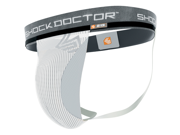 Shock Doctor Core Supporter with Cup Pocket - Men's Medium - White 9SIA1TB0R37647