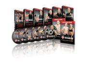 GSP Rushfit Georges St-Pierre 8 Week Ultimate Home Training Program DVD Set