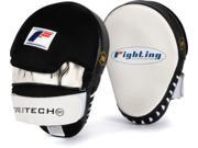 Fighting Sports Tri-Tech Curved Focus Boxing Punch Mitts