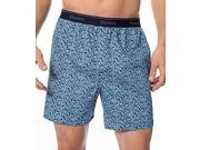 Hanes Men's Woven Boxers 5-Pack (Assorted Colors) - Small
