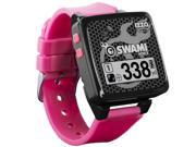IZZO Swami Voice Golf GPS Watch - Pink