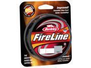 Berkley FireLine Fused Original Fishing Line (300 yds) - 20 lb Test - Smoke