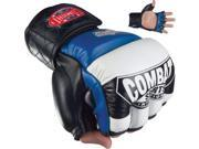 Combat Sports MMA Amateur Competition Gloves - Large - Blue