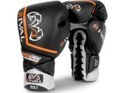 Rival Boxing High Performance Lace-Up Long Cuff 14 oz. Pro Sparring Gloves