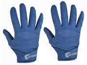 Cutters X40 C-TACK Revolution Solid Gloves - 2XL - Royal