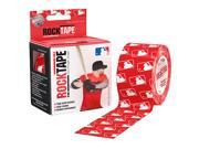"""RockTape 2"""""""" MLB Active Recovery Kinesiology Tape - Red"""" 9SIA1055847366"""