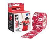 "RockTape 2"""" MLB Active Recovery Kinesiology Tape - Cincinnati Reds"" 9SIA1TB3E24241"