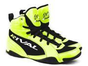 Rival Boxing Lo Top Guerrero Boots 11 Lime Black