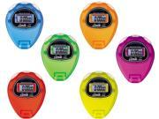 Ultrak 320 Economical Sport Stopwatches Set of 6