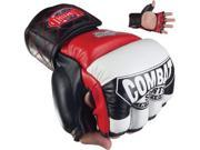 Combat Sports MMA Amateur Competition Gloves - Large - Red 9SIA1TB2F88861