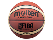 Molten GG6 FIBA Indoor Composite 28.5 Intermediate Basketball