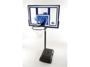 "Lifetime 1479 Portable Basketball Hoop with 48"" Shatter Guard Fusion Backboard"