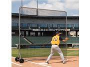 Pro Baseball Fungo Screen Replacement Net - 10' x 10'