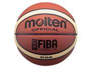 Molten GG6 FIBA Indoor Composite 28.5 Intermediate Basketball
