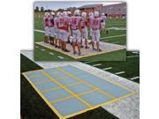 Football Huddle Zone Special Teams Mat